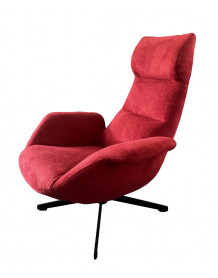 ASTI - Modern swivel armchair-leg