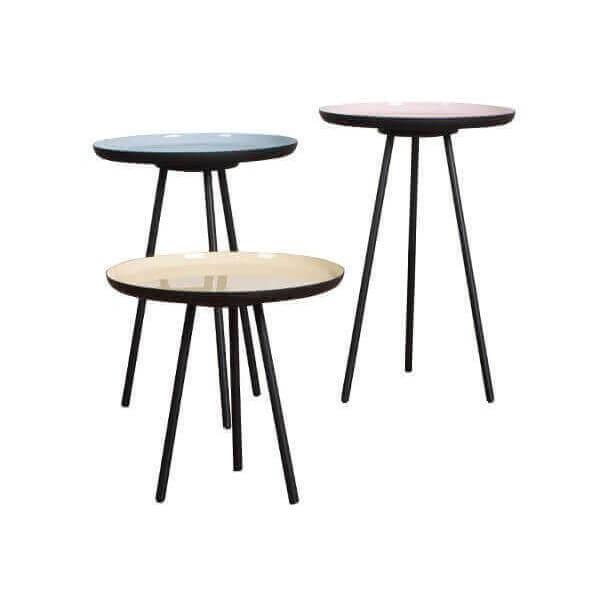 Set de 3 Tables 1447