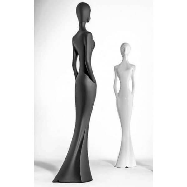 Statue design Penelope MyYour Noir mat 1477