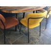 BELLAGIO - yellow and orange chairs