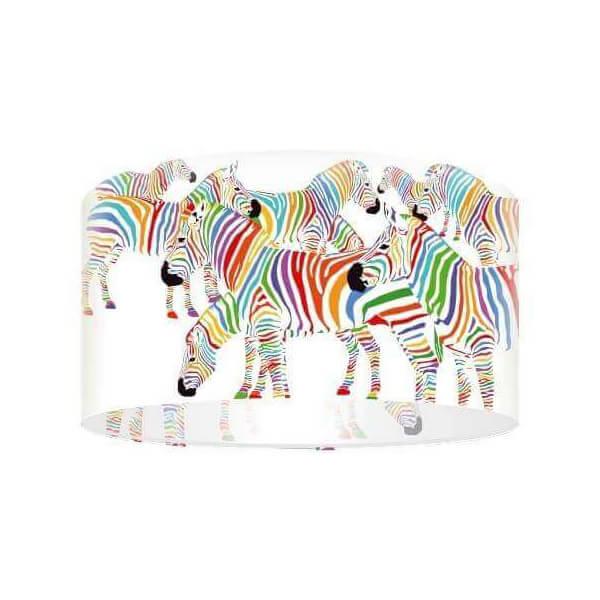 Zebra suspension