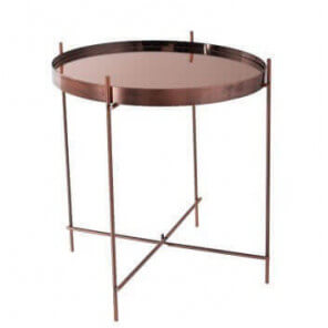 Table salon Cuivre Small