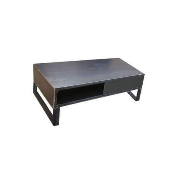 Steel low table