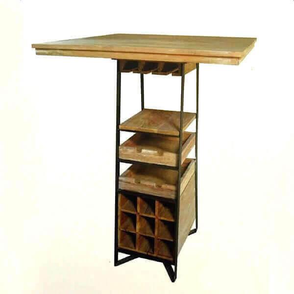 Wine high table