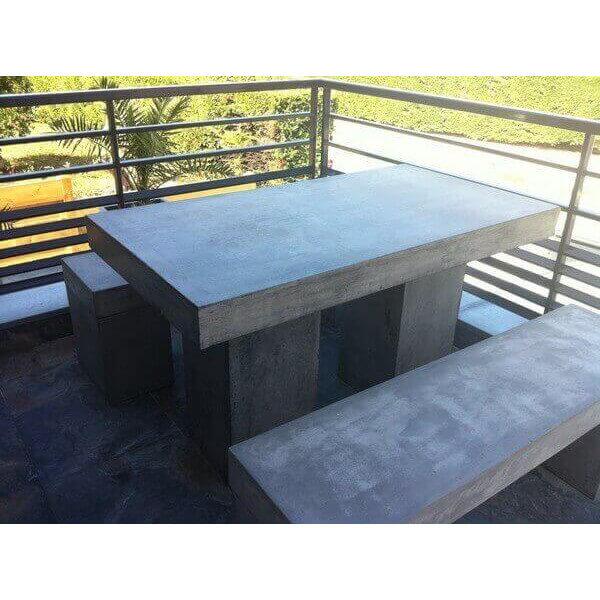 BETON - Concrete dining table
