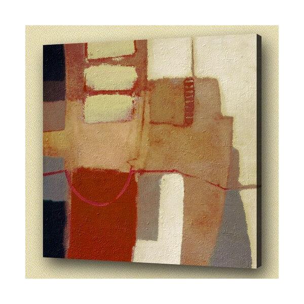 Tableau abstrait Livingroom 1945
