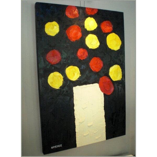 Painting Pierre Gimenez