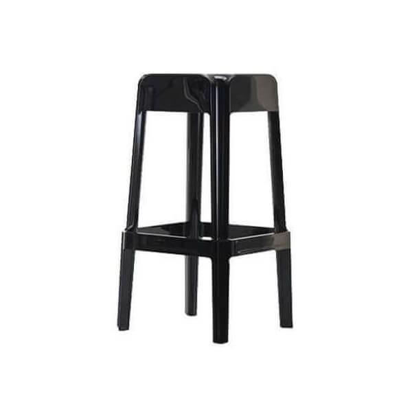 tabouret de bar rubic pedrali. Black Bedroom Furniture Sets. Home Design Ideas