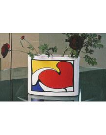 Mondrian vase