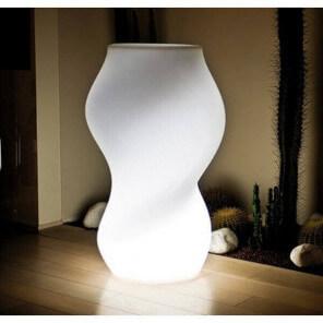 Vase lumineux Twister 2199