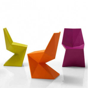 VERTEX - Outdoor design chair