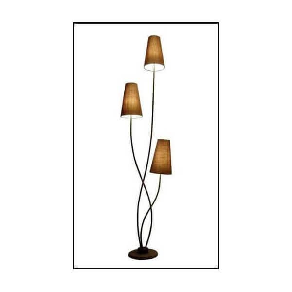 Floorlamp-brown