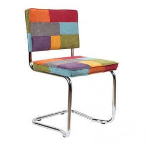 Chaise multicouleur 405