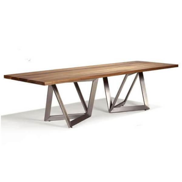 ... Origami Dining Table Inox