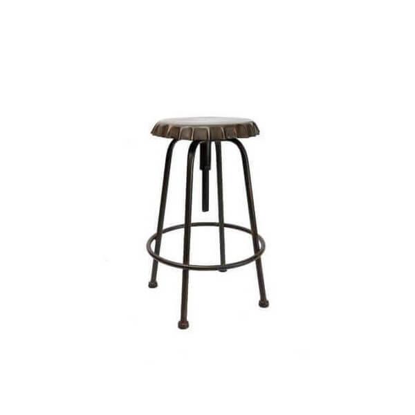 Adjustable swivel bar stool : caps bar stool from www.mathidesign.com size 638 x 600 jpeg 14kB