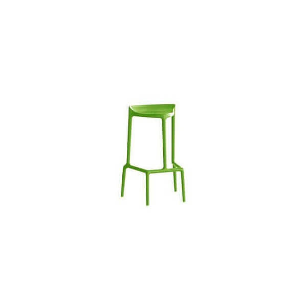 Pedrali tabouret de bar happy - Tabouret de bar smiley ...