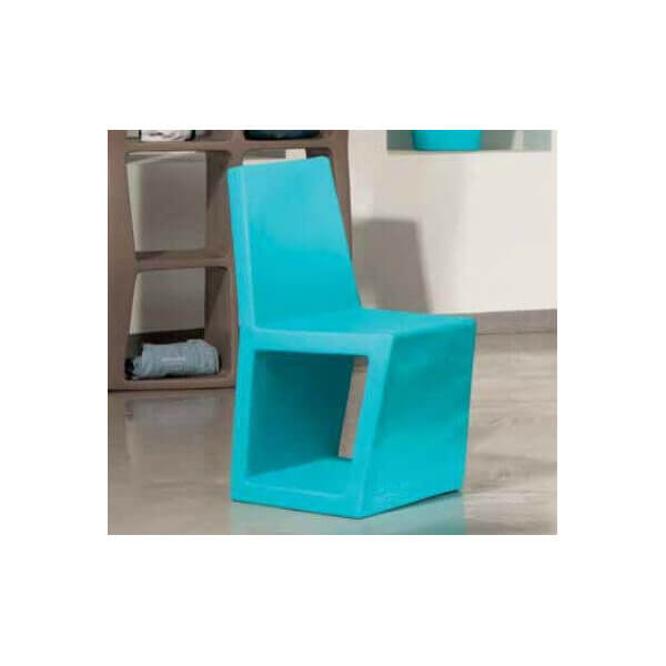 Chaise design Cubik 4816