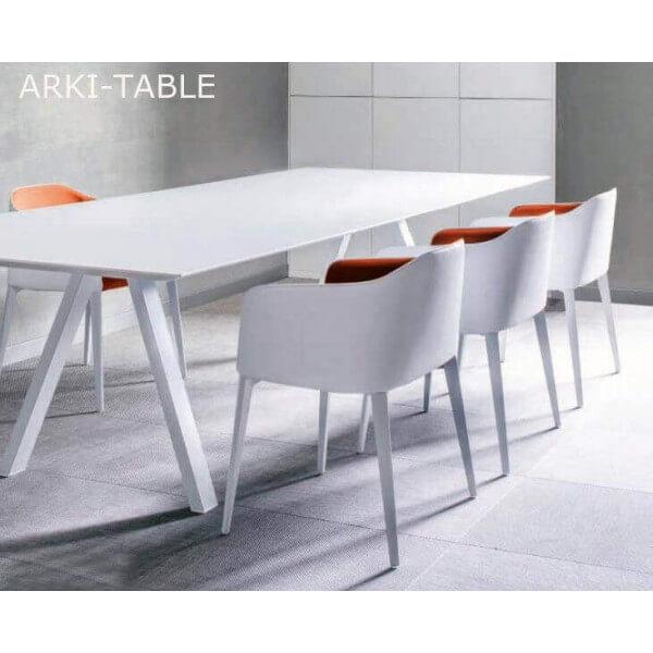 Arki design table pedrali - Table basse high tech ...
