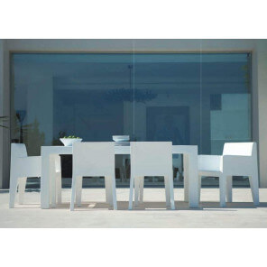 JUT - Dining set by Vondom