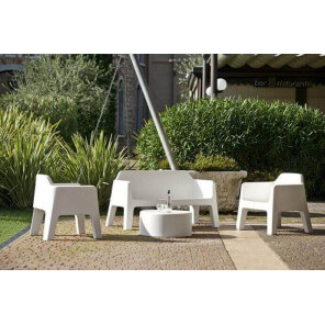 Original outdoor furniture: chairs/tables/stools/bars - Mathi Design