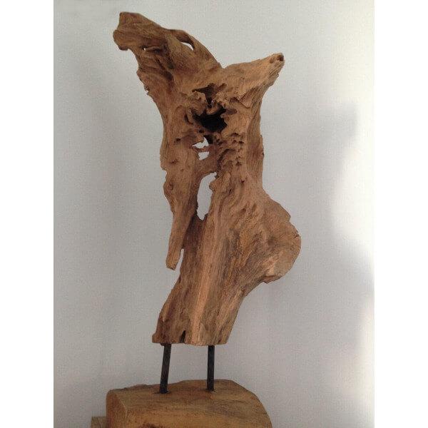 Sculpture en bois Nature 4690