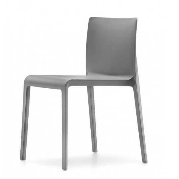 Chaise exterieur volt pedrali for Chaise pedrali