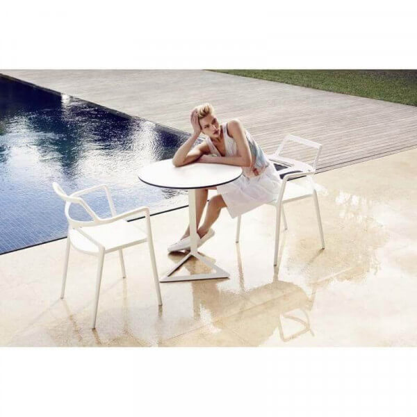 Delta chair by Vondom