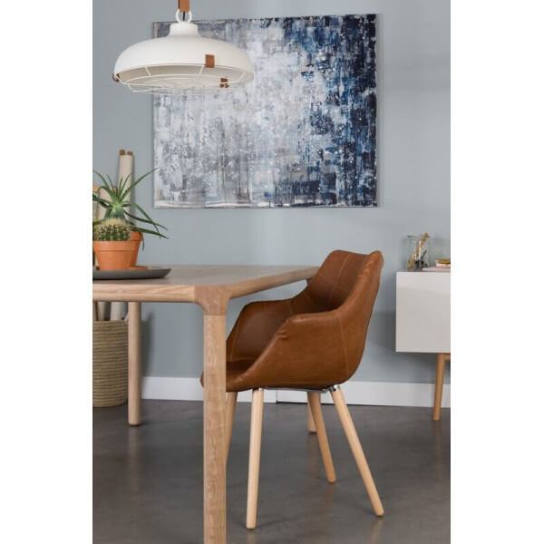 Zuiver: Wooden Table Storm 180