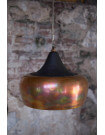 Copper pendant lamp Coco