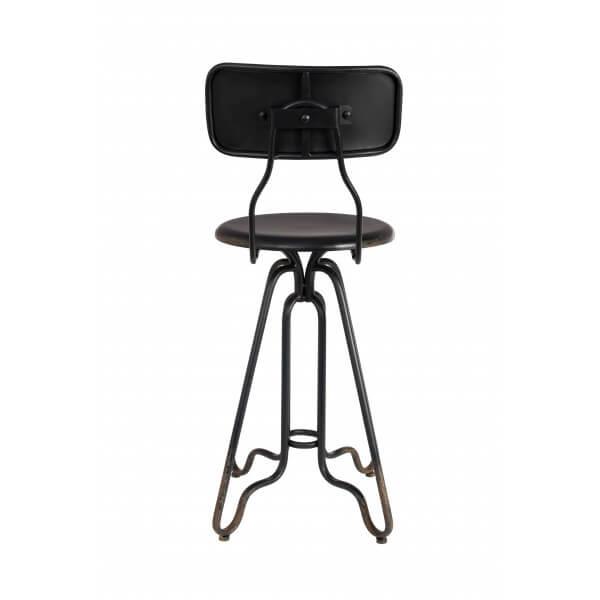 chaise de bar loft. Black Bedroom Furniture Sets. Home Design Ideas