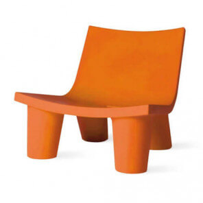 LOW LITA - Outdoor armchair in several colors