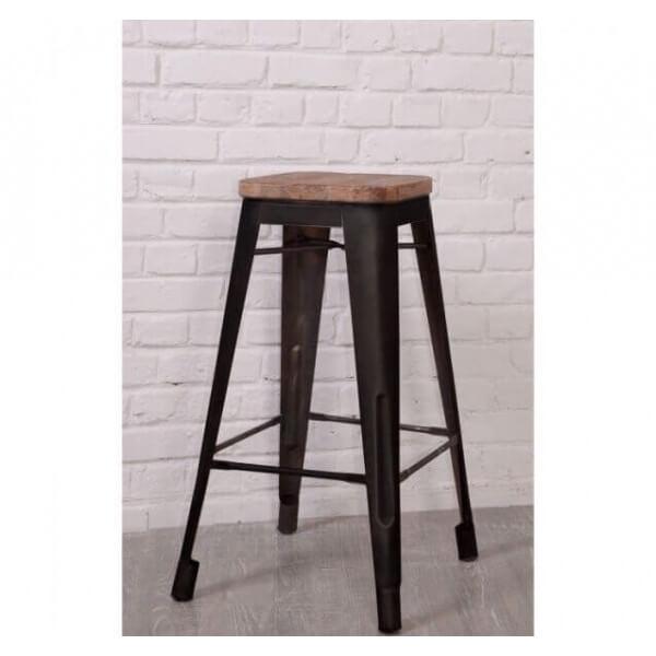 tabouret de bar original tabouret rouge pivotant caprice. Black Bedroom Furniture Sets. Home Design Ideas