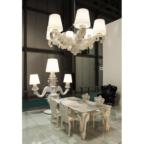 lustre g ant baroque crown of love slide design. Black Bedroom Furniture Sets. Home Design Ideas