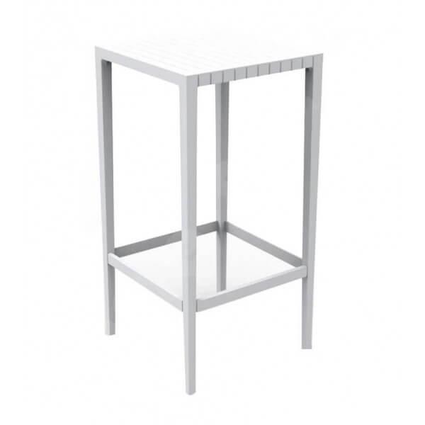 Table haute spritz for Table exterieur haute