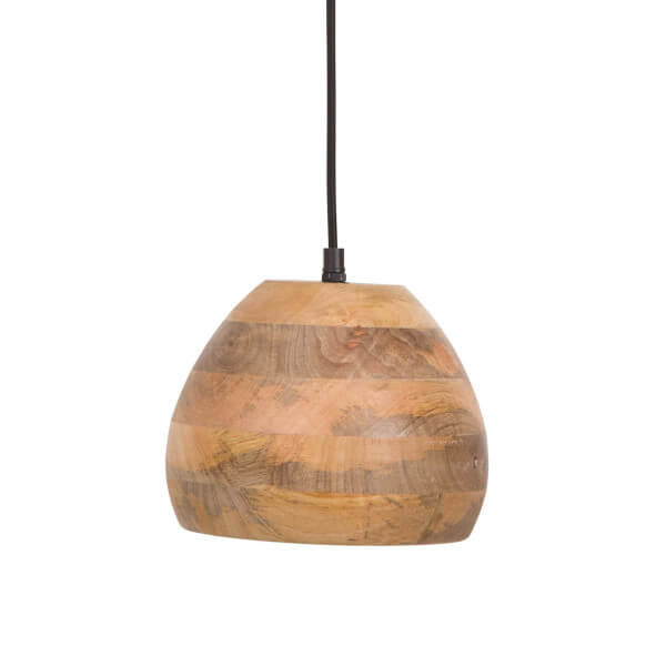 Lampe suspension Woody zuiver