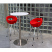 Table et tabourets Cercle