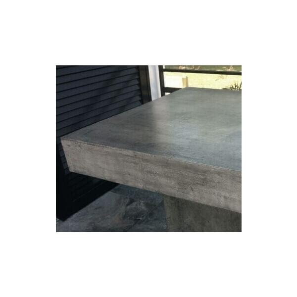 table haute b ton