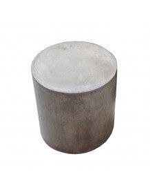 Round aspect concrete stool