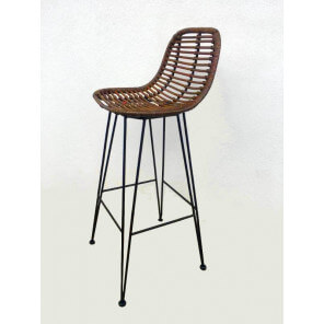 Grafik bar stool