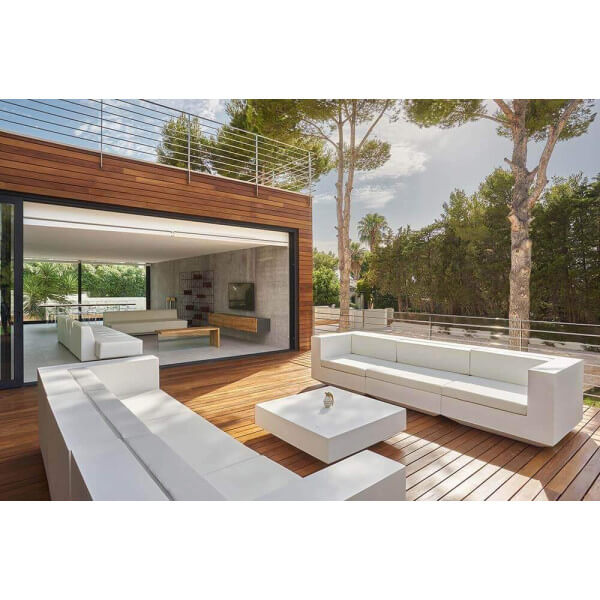 Vondom outdoor livingroom