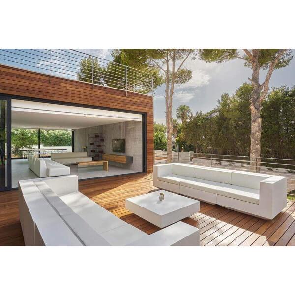 salon ext rieur contemporain. Black Bedroom Furniture Sets. Home Design Ideas