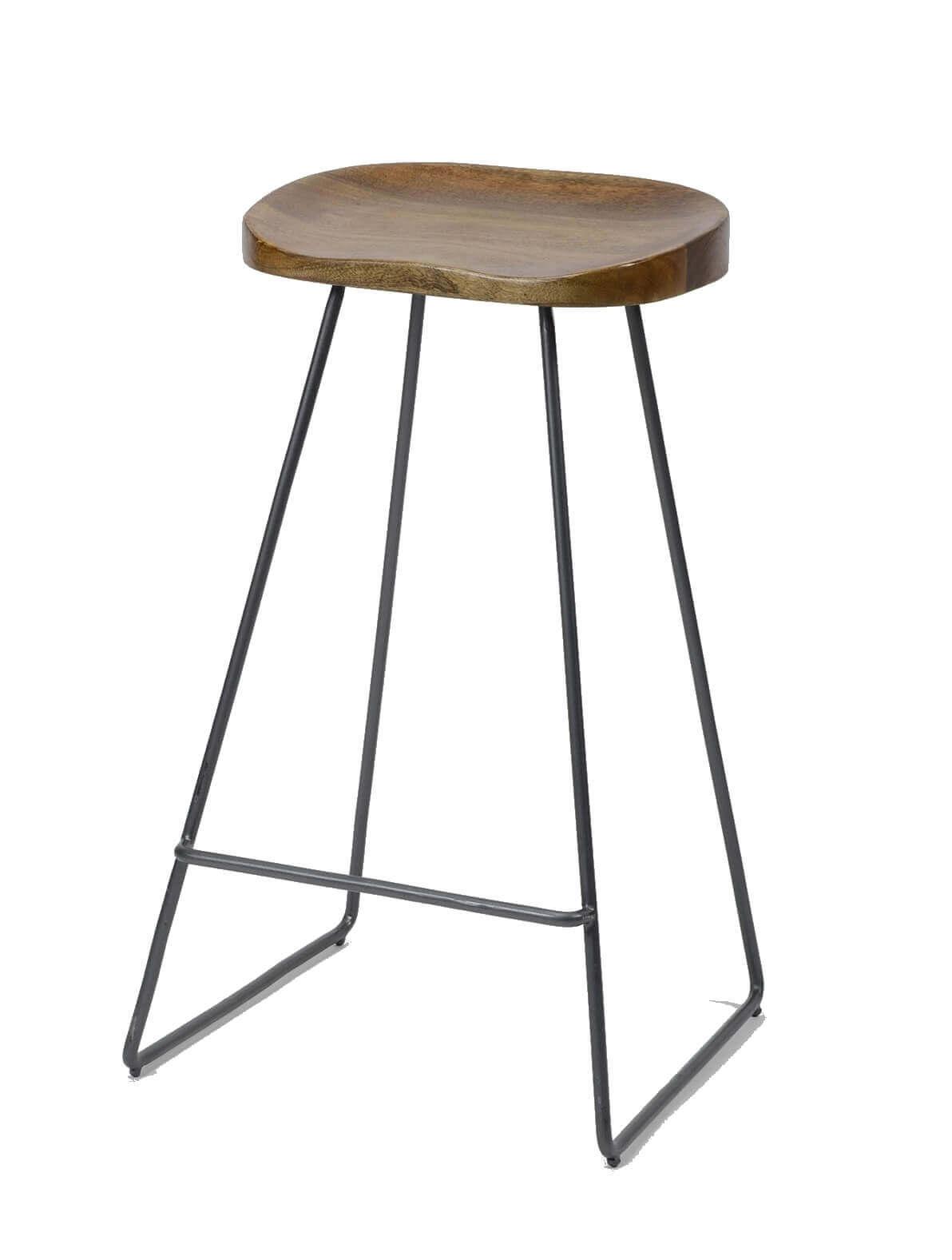 Tabourets rotatifs réglables chaises hautes - Mathi Design e382f54345fe