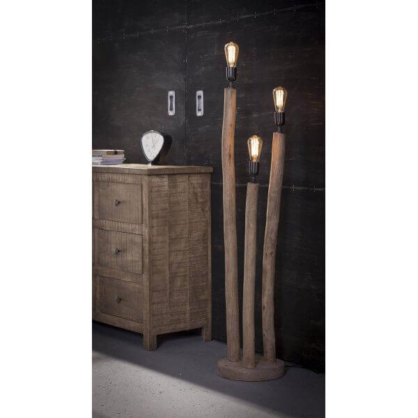 Driftwood floorlamp driftwood floor lamp mozeypictures Choice Image