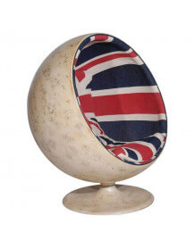 Fauteuil ball Union Jack