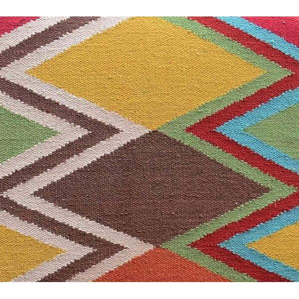 fauteuil tissu kilim color. Black Bedroom Furniture Sets. Home Design Ideas