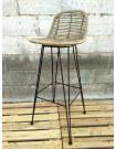 Grafik bar stool