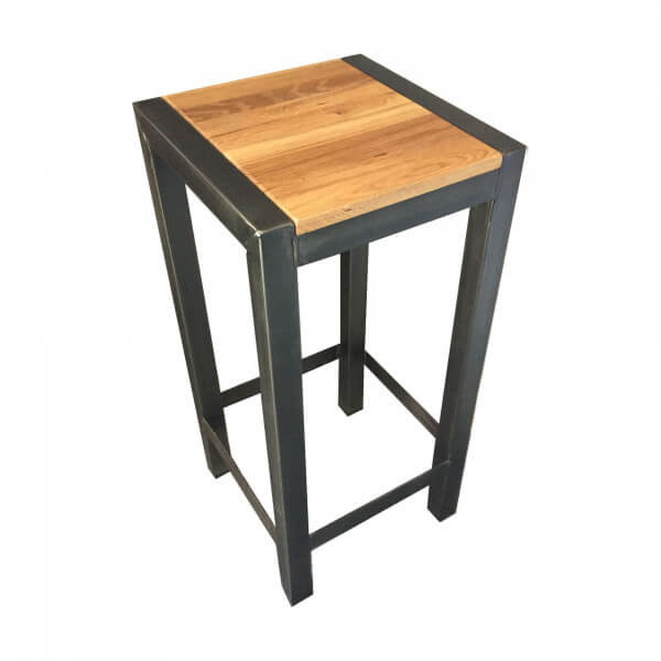 tabouret de bar ch ne. Black Bedroom Furniture Sets. Home Design Ideas