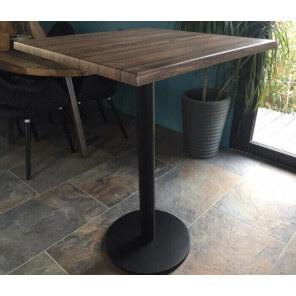 Table de bar carrée Oakland