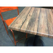 Table repas oackland 60