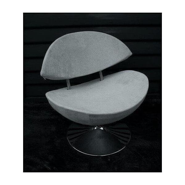 fauteuil confortable rotatif smile. Black Bedroom Furniture Sets. Home Design Ideas